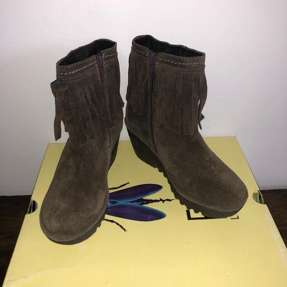 Fringe Of London Shoes Fly Poshmark Boots q8HBCxz